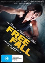 Free Fall | DVD