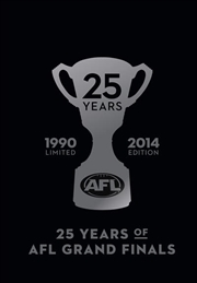AFL - 25 Years Of AFL - Collection