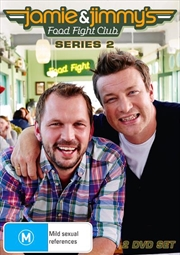 Jamie and Jimmy's Food Fight Club - Series 2 | DVD