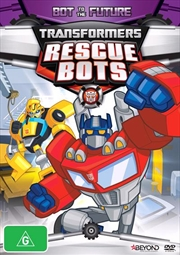 Transformers Rescue Bots - Bot To The Future | DVD
