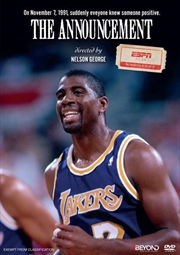 ESPN - 30 For 30 - The Announcement