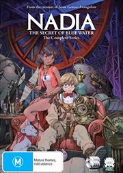 Nadia - The Secret Of Blue Water | DVD