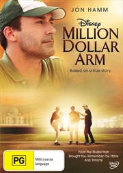 Million Dollar Arm | DVD