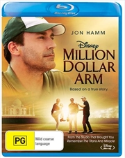 Million Dollar Arm | Blu-ray