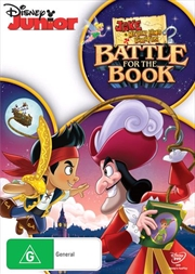 Jake And The Never Land Pirates - Battle For The Book | DVD