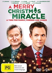 A Merry Christmas Miracle | DVD