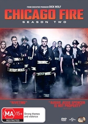 Chicago Fire - Season 2 | DVD