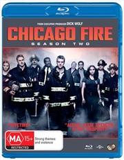 Chicago Fire - Season 2 | Blu-ray