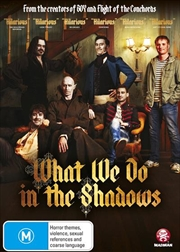 What We Do In The Shadows | DVD