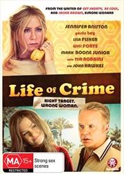 Life Of Crime | DVD