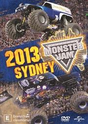Monster Jam - Sydney 2013