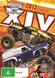 Monster Jam - World Finals XIV