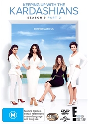 Keeping Up With The Kardashians - Season 9 - Part 2 | DVD