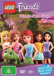 Lego Friends - Friends Of The Jungle - Season 2 - Vol 6