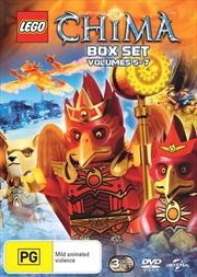LEGO - Legends Of Chima - Season 2 - Vol 5-7