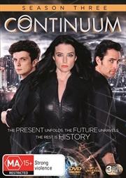 Continuum - Series 3 | DVD
