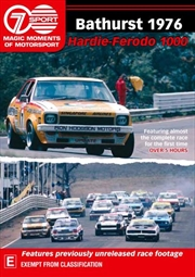 Magic Moments Of Motorsport - Bathurst 1976