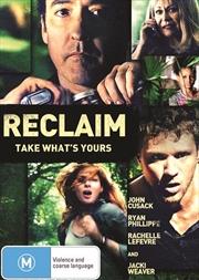 Reclaim | DVD