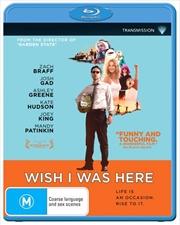 Wish I Was Here | Blu-ray