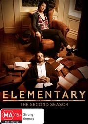 Elementary - Season 2 | DVD