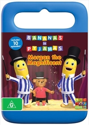 Bananas In Pyjamas - Morgan The Magnificent | DVD