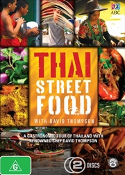Thai Street Food With David Thompson