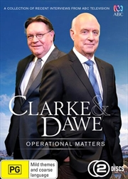 Clarke and Dawe - Operational Matters
