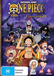 One Piece - Uncut - Collection 28 - Eps 337-348