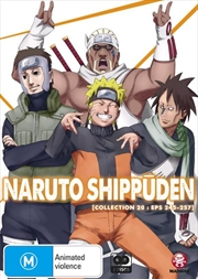 Naruto Shippuden - Collection 20 - Eps 245-257 | DVD