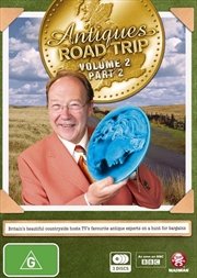 Antiques Roadtrip - Vol 2 - Part 2 | DVD