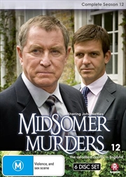 Midsomer Murders - Season 12 | Single Case Version | DVD
