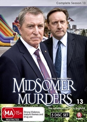 Midsomer Murders - Season 13 | Single Case Version | DVD