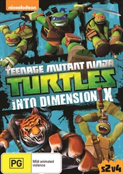 Teenage Mutant Ninja Turtles - Into Dimension X