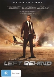 Left Behind | DVD