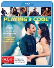 Playing It Cool | Blu-ray