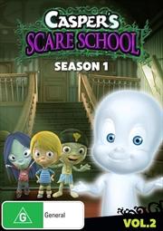 Casper's Scare School Season 1 Vol 2 | DVD