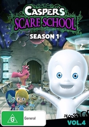 Casper's Scare School Season 1 Vol 4 | DVD