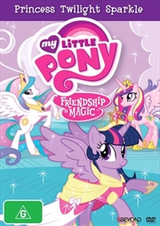 My Little Pony Friendship is Magic - Princess Twilight Sparkle | DVD