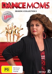Dance Moms - Season 3 - Collection 3 | DVD