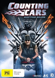Counting Cars - Shifting Gears | DVD