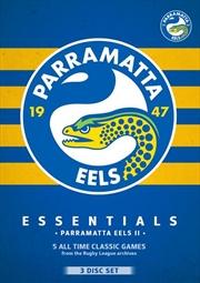 NRL - Essentials - Parramatta Eels II
