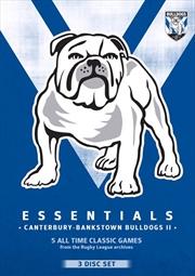 NRL - Essentials - Canterbury Bankstown Bulldogs II