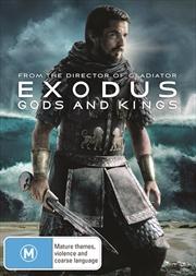 Exodus - Gods And Kings | DVD