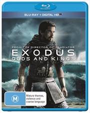 Exodus - Gods And Kings | Blu-ray