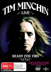 Tim Minchin - Ready for This? | DVD