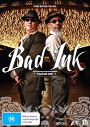 Bad Ink - Season 1 | DVD