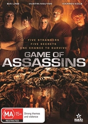 Game Of Assassins | DVD