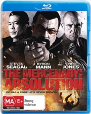 Mercenary - Absolution, The | Blu-ray