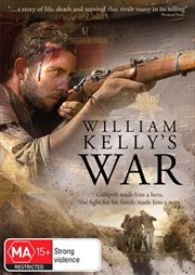 William Kelly's War | DVD
