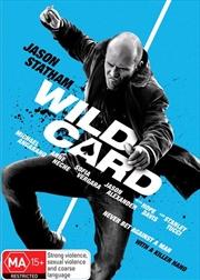 Wild Card | DVD